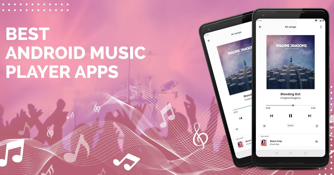 Android Music Player Apps for 2019