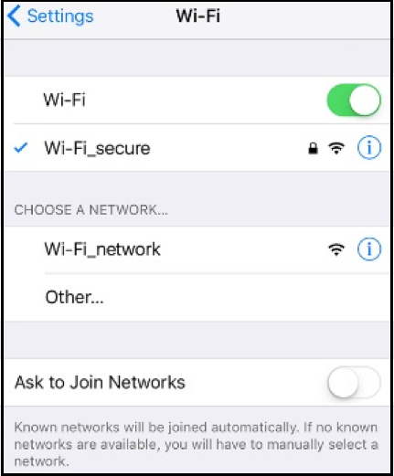 use another wifi