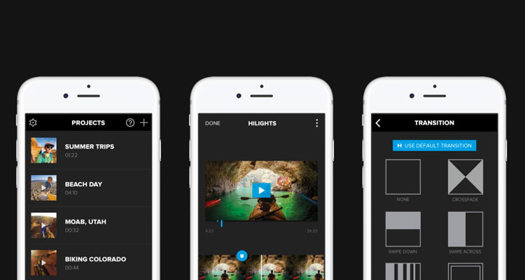 video editing on mobile