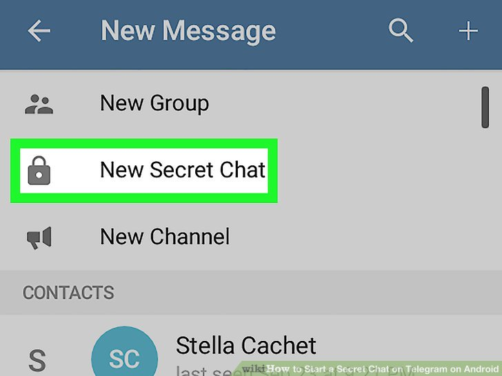 Telegram secret chat: How Does Secret Chat Work?