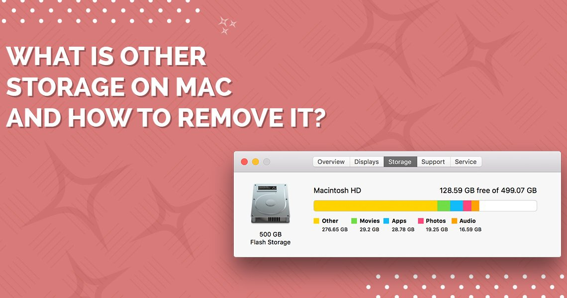 What is Other Storage on Mac and How to Remove It?