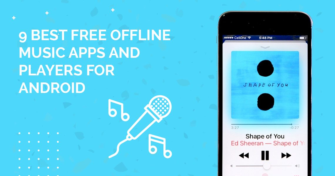 9 Best Free Offline Music Apps and Players for Android