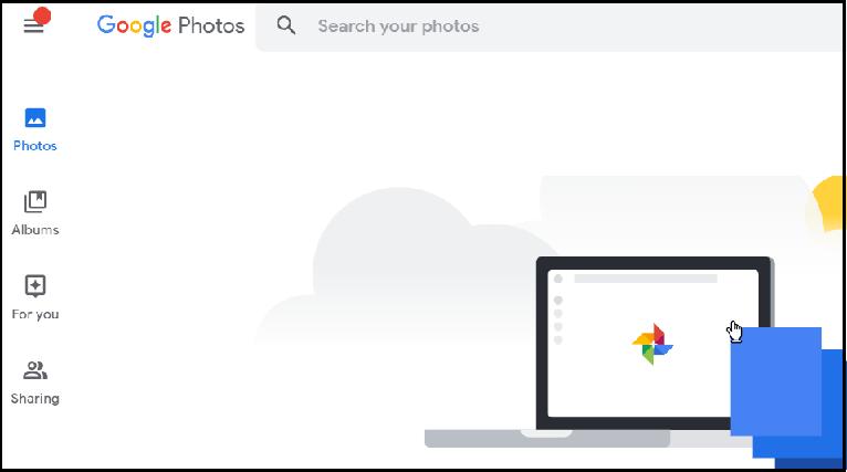 open google photos