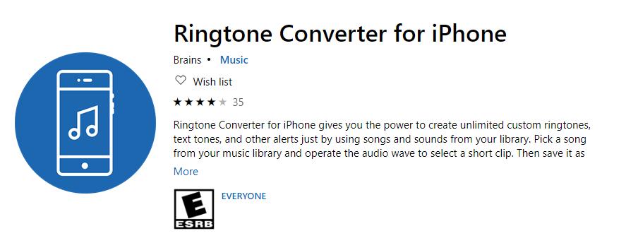 ringtone convertor