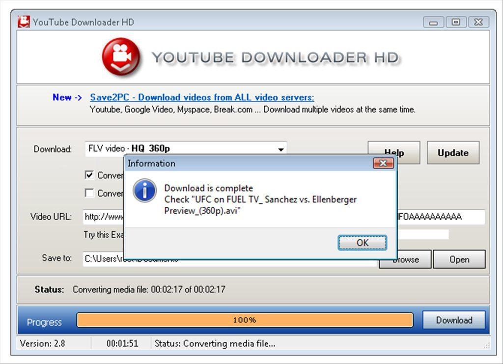 youtube-downloader-