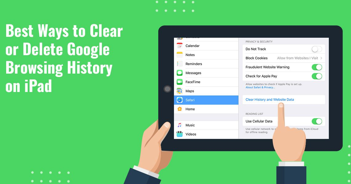 Best Ways to Clear or Delete Google Browsing History