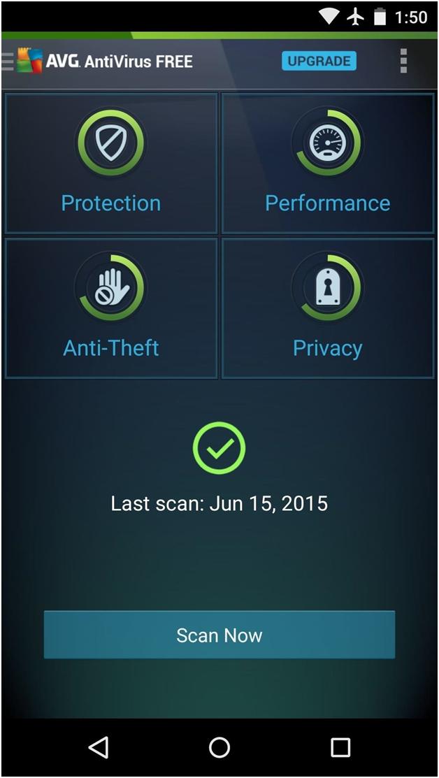AVG Antivirus Mobile Security