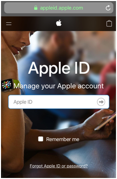 Forgot Your Apple ID Password