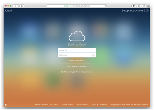 download photos from iCloud to Mac