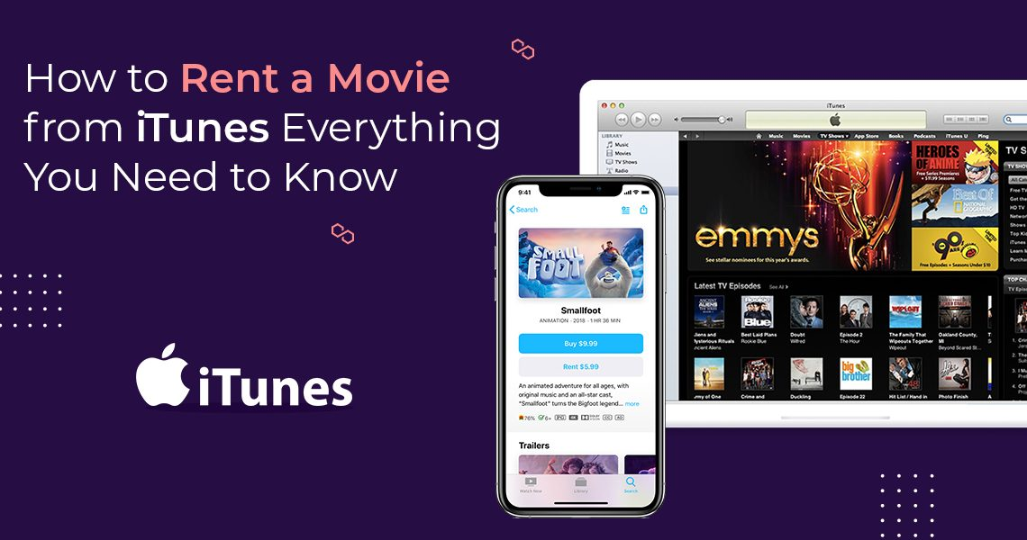 How to Rent a Movie from iTunes