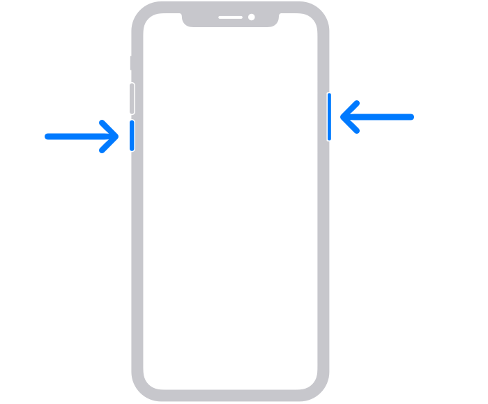 How to turn off and restart your iPhone X?
