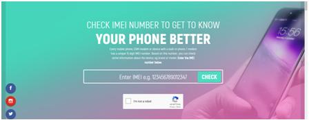 IMEI website