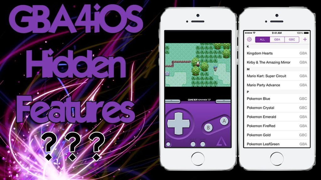Salient Features of GBA4iOS Games
