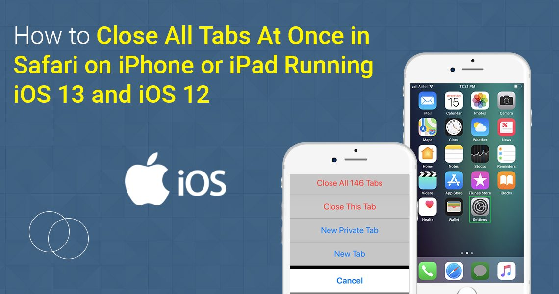 How to Close All Tabs at Once in Safari