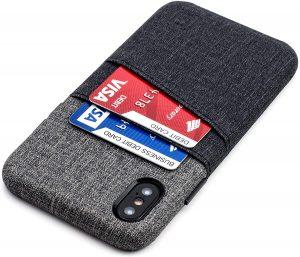 Dockem Luxe Wallet Case