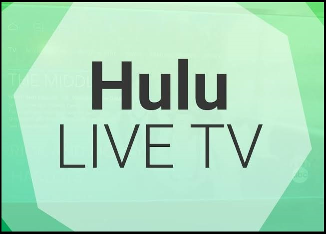 How can you get Hulu with Live TV?