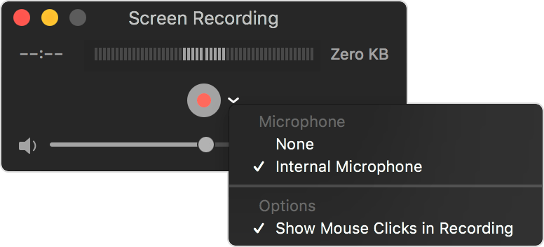 How to Use QuickTime Player to Record Audio on Mac