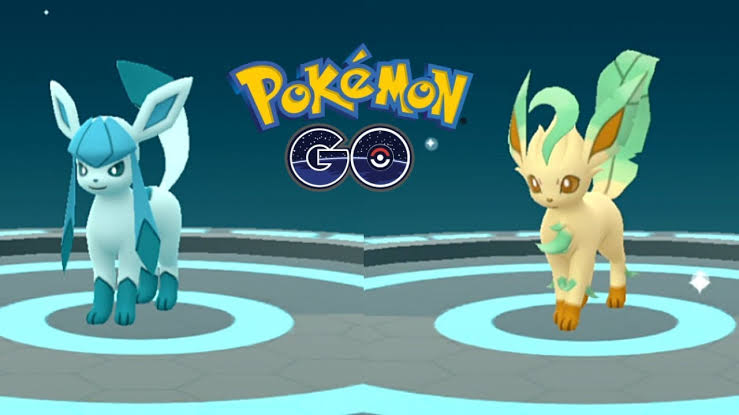 How to get Leafeon & Glaceon in Pokemon Go
