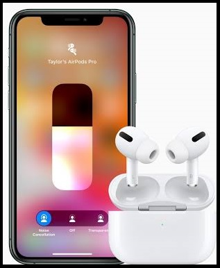 In-ear AirPods with noise cancellation found in iOS 13.2