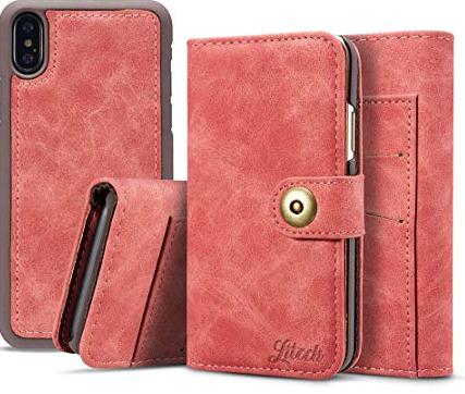 Litech Premium iPhone X Wallet Cases