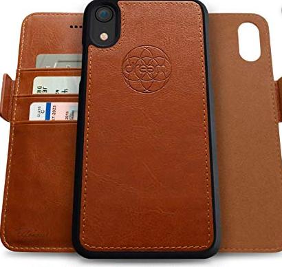 Pasonomi iPhone X Wallet Case