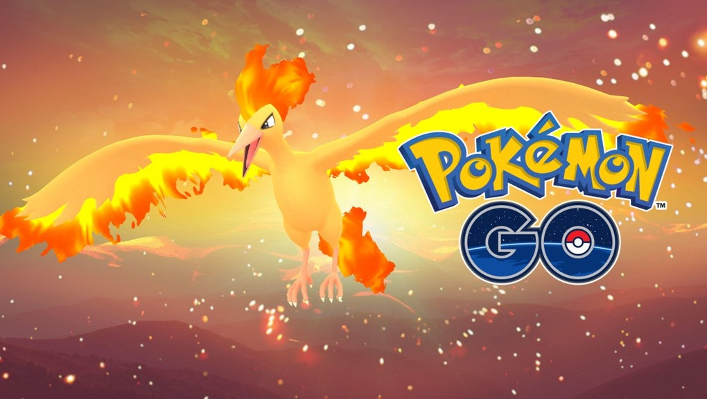 Pokemon Go movesets for Moltres