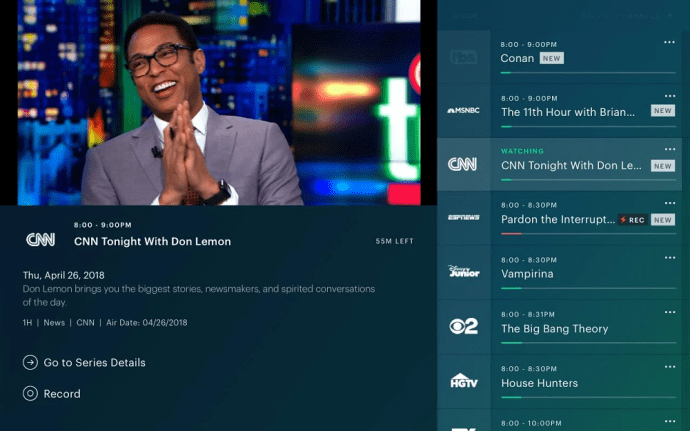 Record hulu Live TV and watch at free time