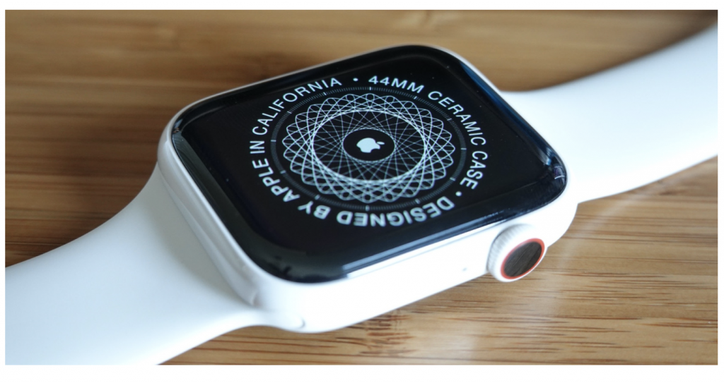 Retina Display in Apple watch