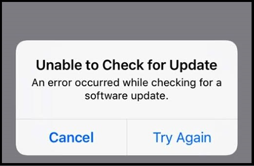 Solution 4 – Check for iTunes Update