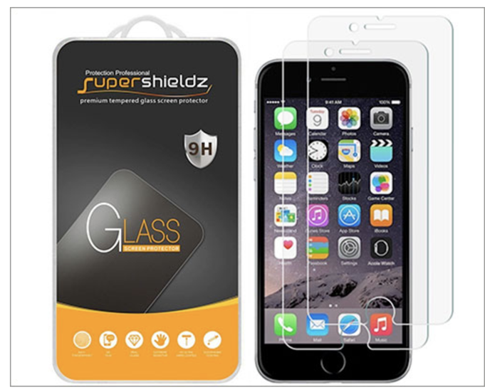 Supershieldz Glass Screen Protector