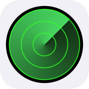 Tracking iPhone or iPad device in Find My iPhone application