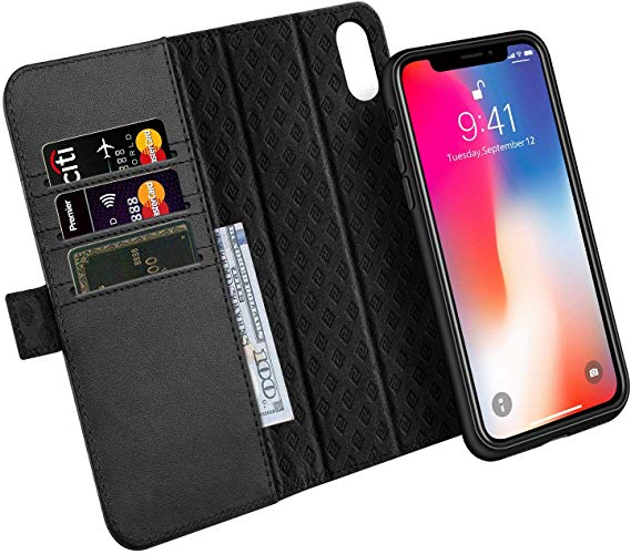 Zover Detachable Leather Case