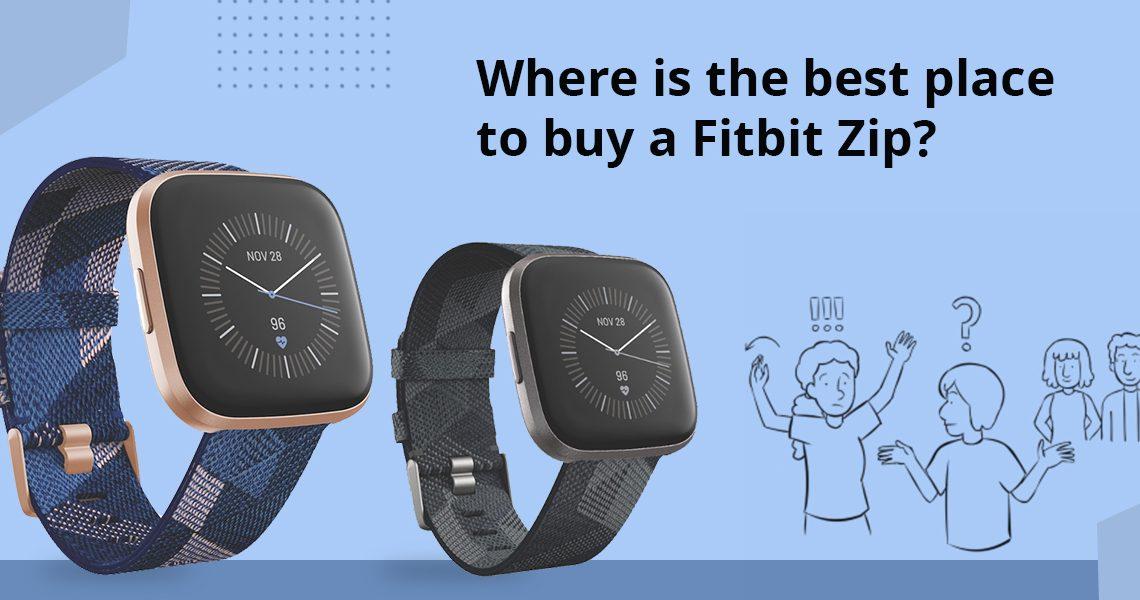 buy a Fitbit Zip
