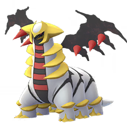 moveset for Giratina (Altered Frome)