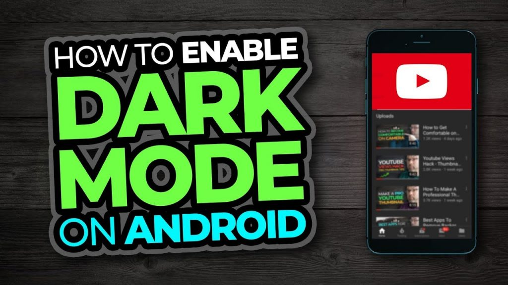 How to Turn On YouTube Dark Mode on Android