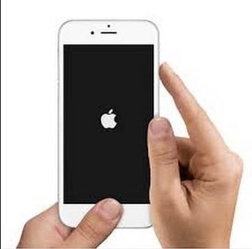Reboot iPhone 6