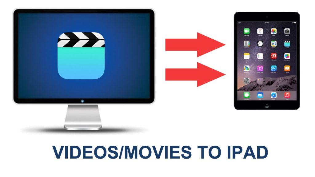 Transfer Movie to iPad from PC