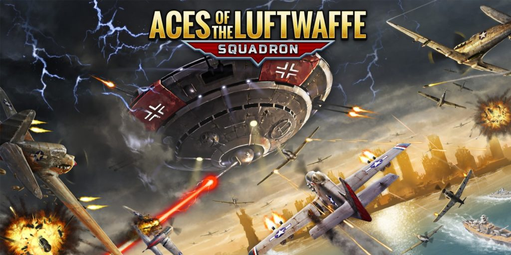 Ace of the Luftwaffe – Squadron