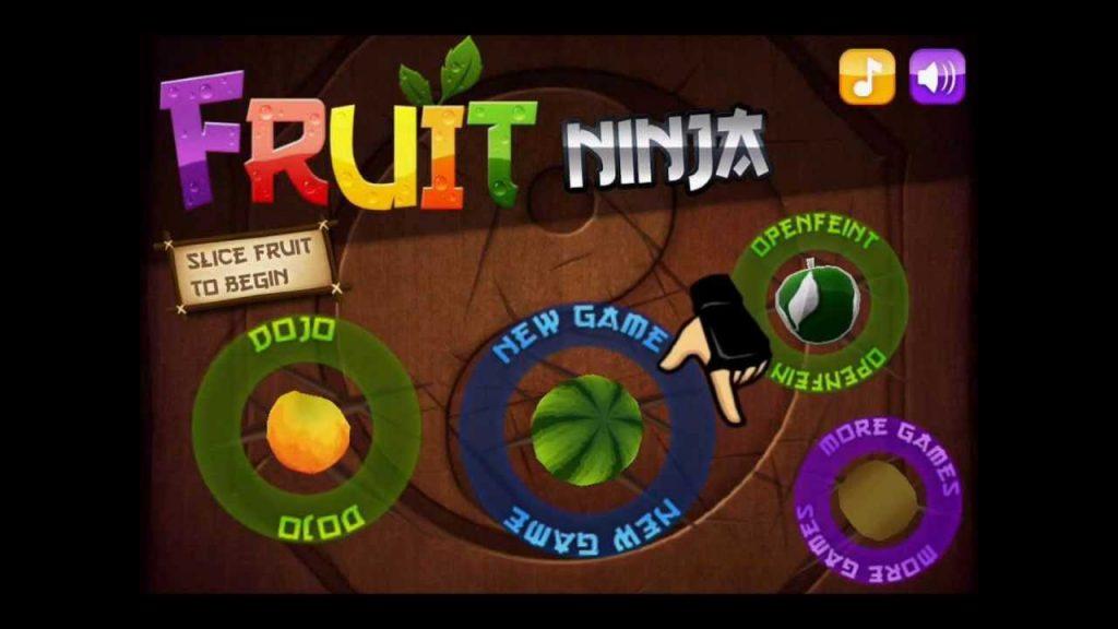 Fruit Ninja® App