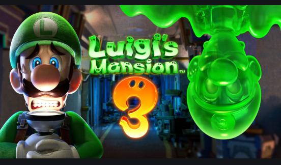 Luigi Mansion 3 game