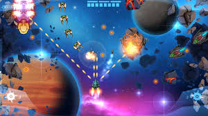 M.A.C.E Space Shooter