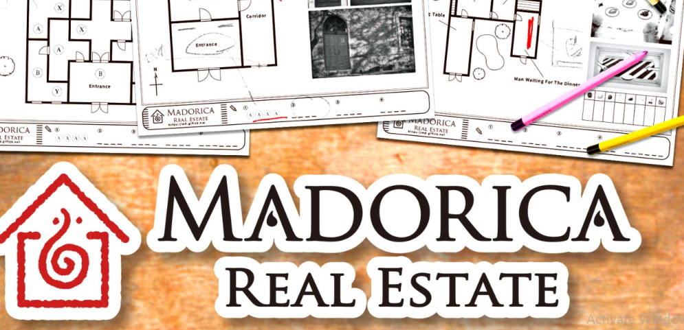 Madorica Real Estate game