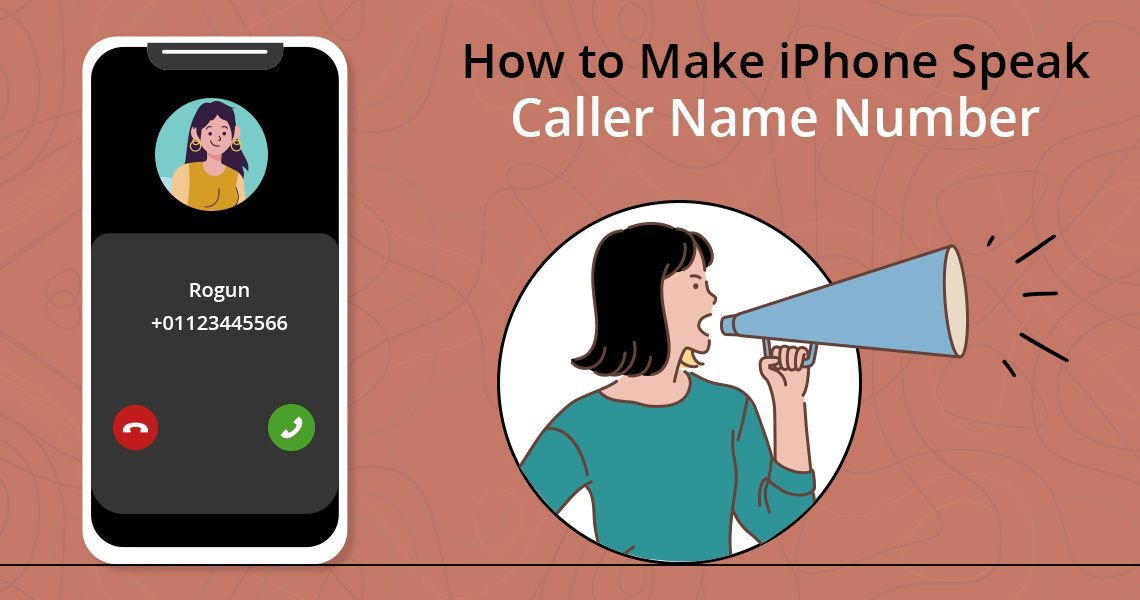 Make iPhone Speak Caller Name Number