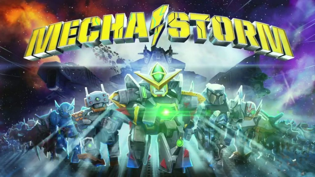 Mecha Storm game