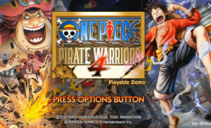 Pirate Warriors 4