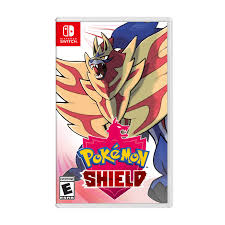 Pokemon Shield Game