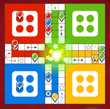 The Ludo Kingdom
