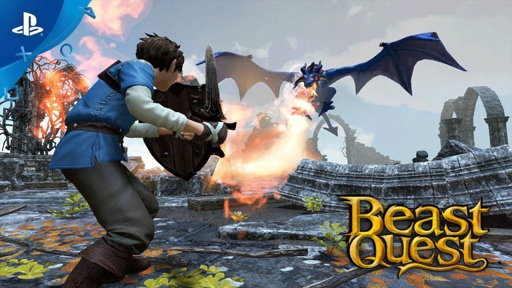 beast quest game