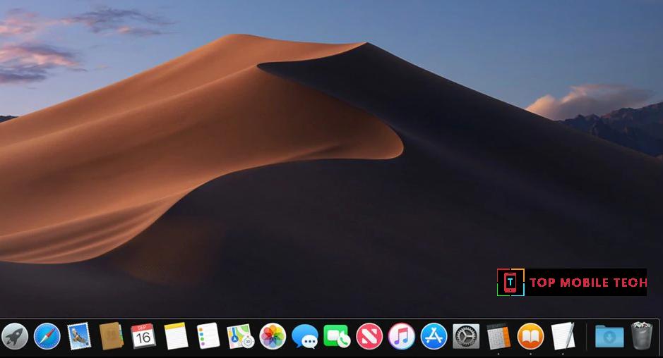 clear desktop