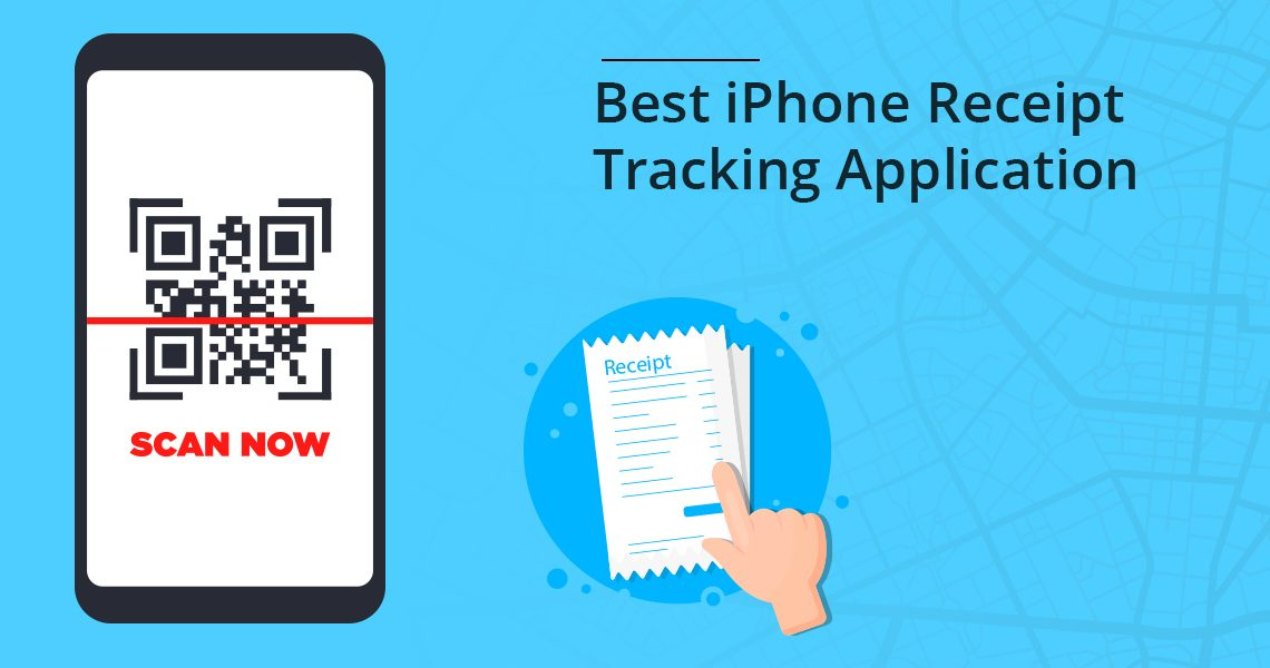 iPhone Receipt Tracking Apps